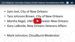 HUD New Orleans Webinar