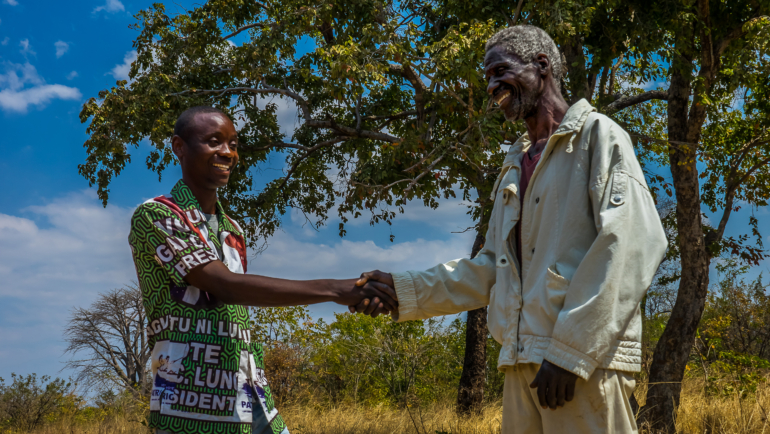 New Research on Community Land Conflicts from DFID and The Cloudburst Group