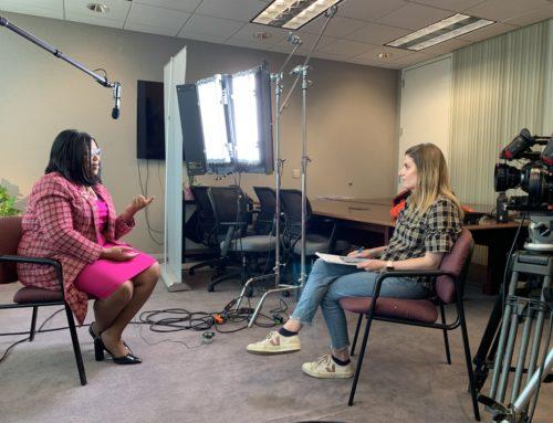Cloudburst Travels to Phoenix to Film NFHTA Relaunch Video