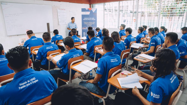 Promoting Workforce Development Programs Through Interview-Style Marketing Videos